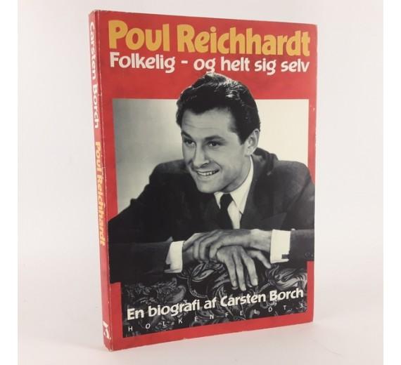 Folkelig - og helt sig selv. En biografi om Carsten Borch skrevet af Poul Reichhardt.