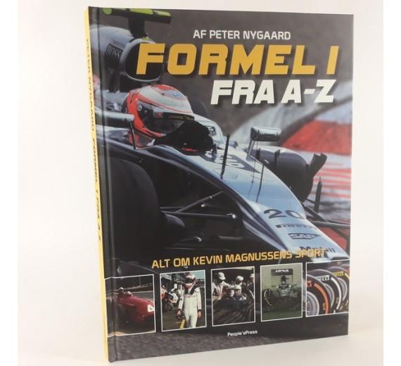 Formel 1 fra A-Z - alt om Kevin Magnussens sport af Peter Nygaard