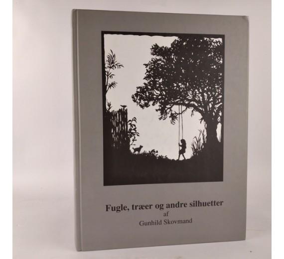 Fugle, træer og andre silhuetter af Gunhild Skovmand