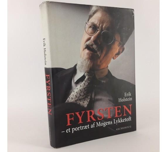 Fyrsten-et portræt af Mogens Lykketoft skrevet af Erik Holstein