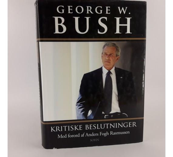 Kritiske beslutninger af George W. Bush