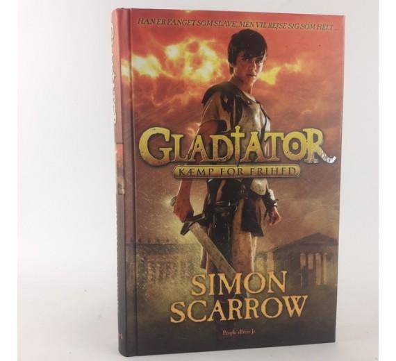 Gladiator - Kæmp for frihed af Simon Scarrow