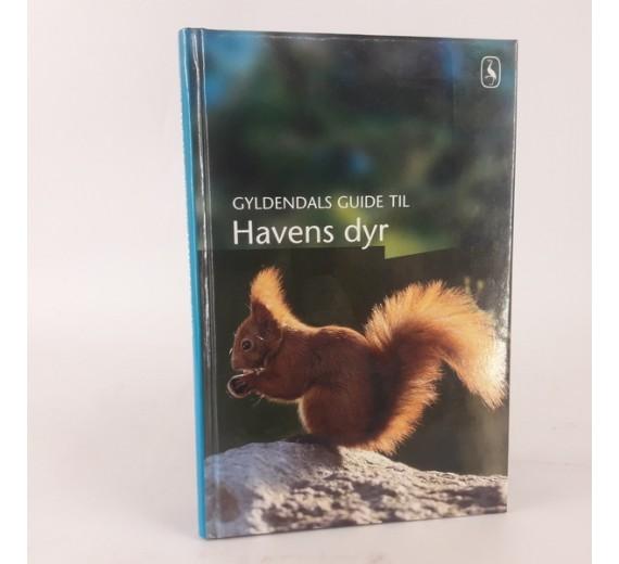 Gyldendals guide til havens dyr, af lars serritslev
