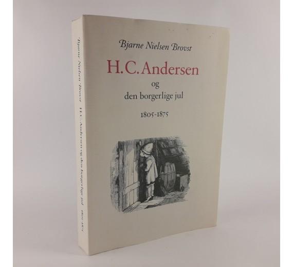 H. C. Andersen og den borgerlige jul 1805-1875