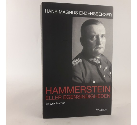 Hammerstein eller egensindigheden af Hans Magnus Enzensberger