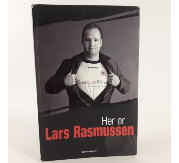Her er Lars Rasmussen af Lars Rasmussen