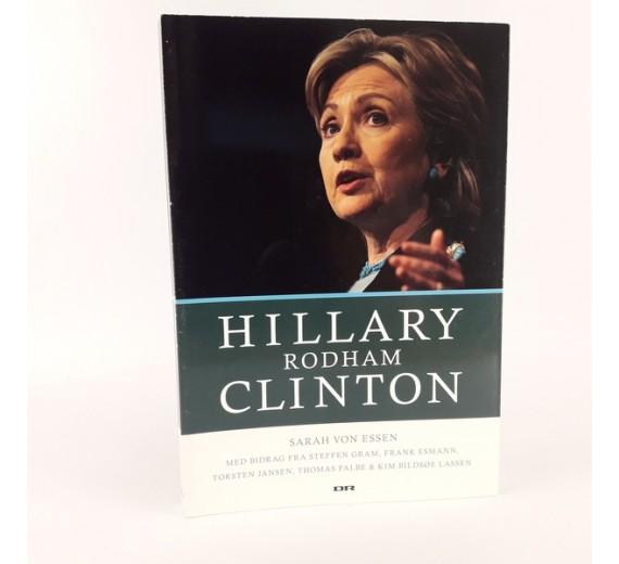 Hillary Rodham Clinton af Sarah Von Essen
