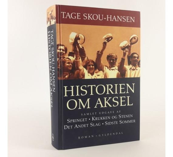 Historien om Aksel af Tage Skou-Hansen