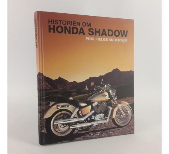 Historien om Honda Shadow af Poul Helge Andersen