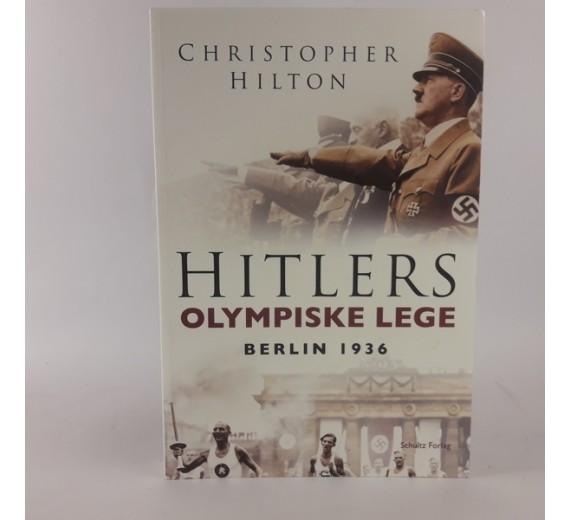 Hitlers olympiske lege Berlin 1936 af Christopher Hilton