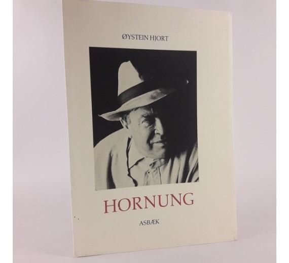 Hornung skrevet af Øystein Hjort