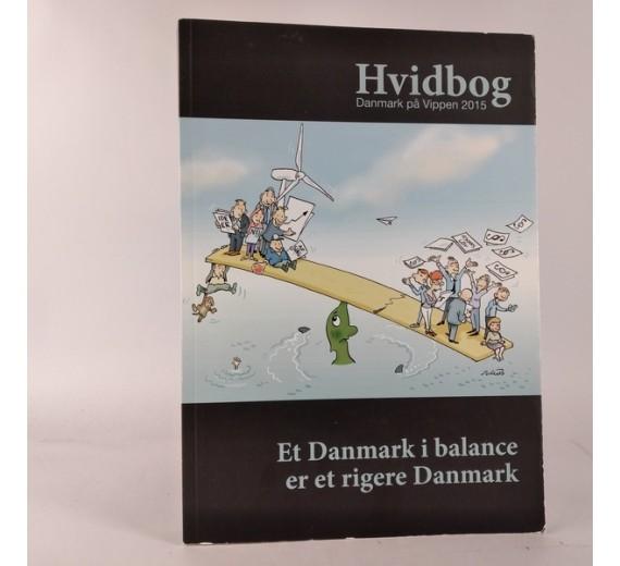 Hvidbog - Danmark på vippen