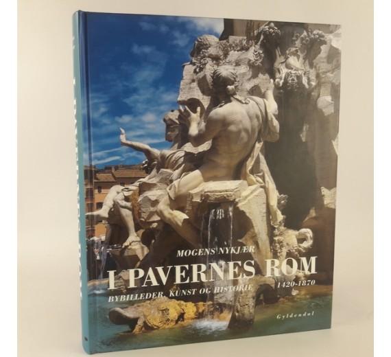 I Pavernes Rom Bybilleder af Mogens Nykjær