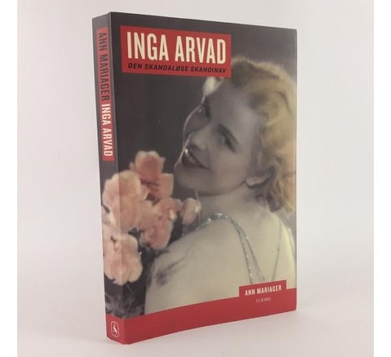 Inga arvad - den skandaløse skandinav skrevet af Ann Mariager.