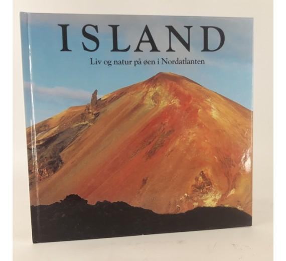 Island - liv og natur på øen i nordatlanten, af bernard scudder