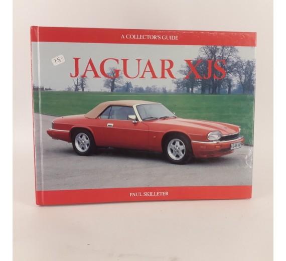 Jaguar XJS af Paul Skilleter