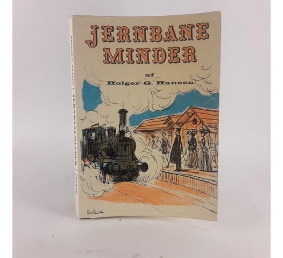 Jernbane minder af Holger G. Hansen