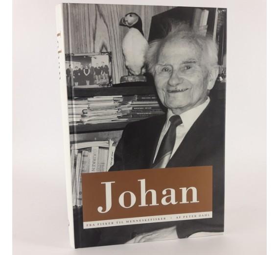 Johan, fra fisker til menneskefisker af Peter Dahl