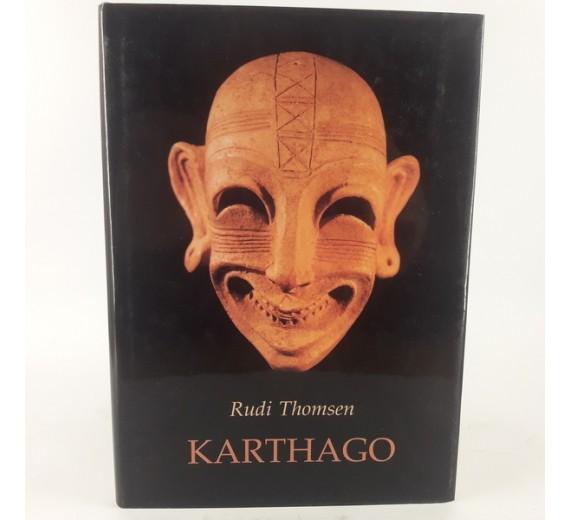 Karthago - stormagt i Middelhavet af Rudi Thomsen