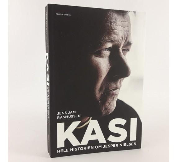 Kasi - Hele historien om Jesper Nielsen skrevet af Jens Jam Rasmussen