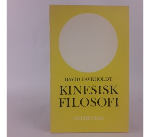 Kinesisk filosofi af David Favrholdt