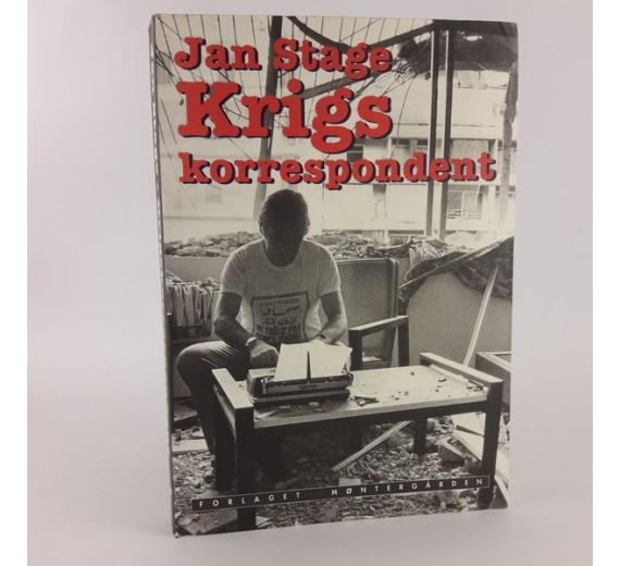 Krigskorrespondent af Jan Stage