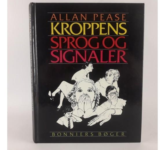 Kroppens sprog og signaler af Pease, Allan