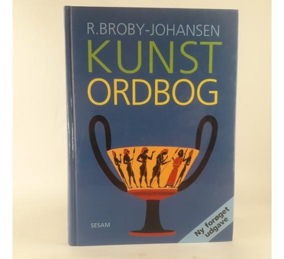 Kunstordbog af R.Broby - Johansen