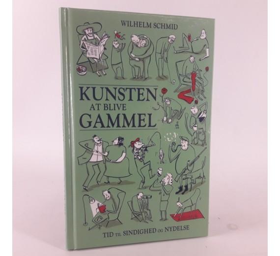 Kunsten at blive gammel, tid til sindighed og nydelse af Wilhelm Schmid