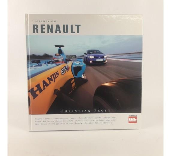 Legenden om Renault af Christian Frost