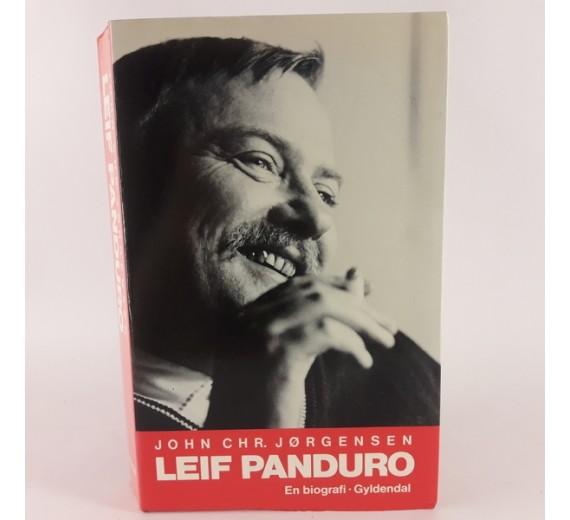 Leif Panduro skrevet af John Chr. Jørgensen