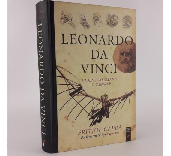 Leonardo da Vinci -videnskabsmand og tænker skrevet af Fritjof Capra
