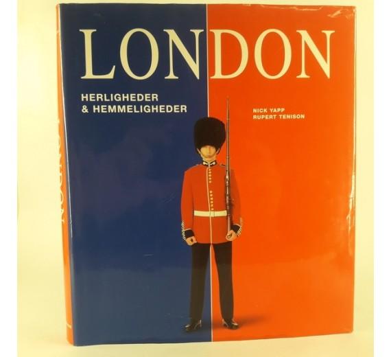 London - herligheder & hemmeligheder af Nick Yapp / Rupert Tenison