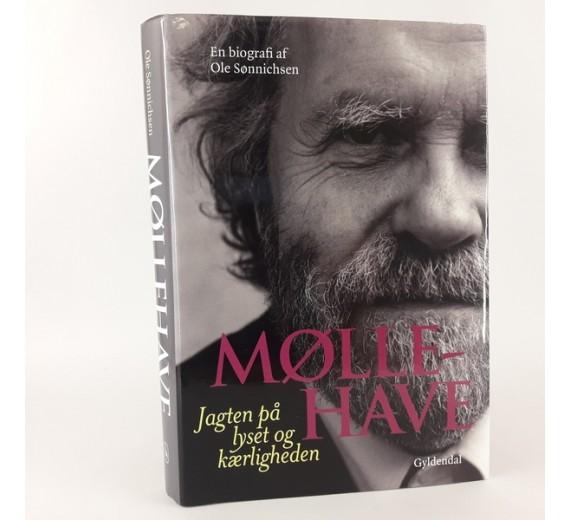 Møllehave - jagten på lyset og kærligheden en biografi af Ole Sønnichsen