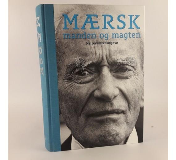 Mærsk - manden og magten af Peter Suppli Benson m. fl.