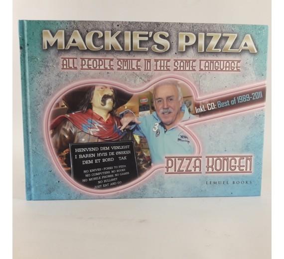 Mackie's Pizza - Pizzakongen af Kirsten Puggaard, Michael John Lee