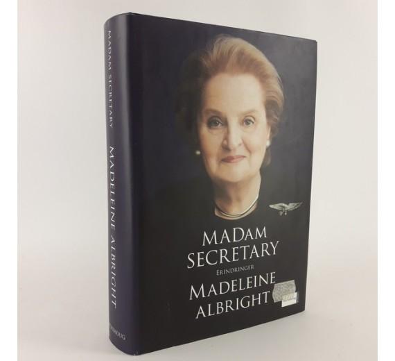 Madam Secretary - Erindringer, af Madeleine Albright & Bill Woodward