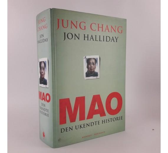 Mao - den ukendte historie af Jung Chang & Jon Halliday