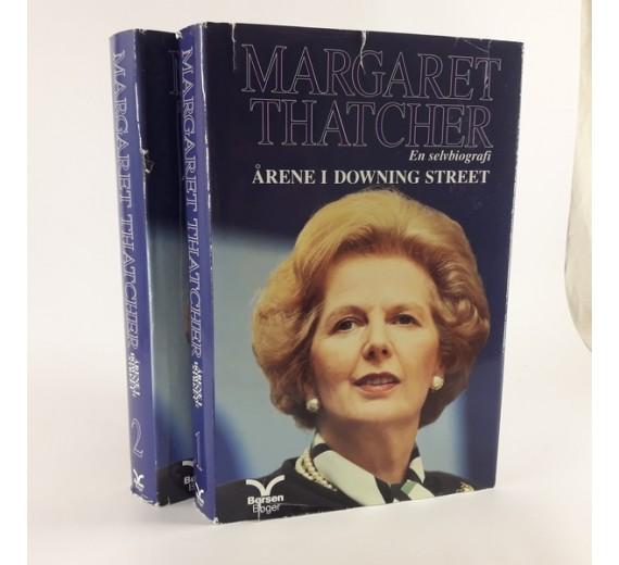 Margaret Thatcher årene i Downing street af Margaret Thatcher