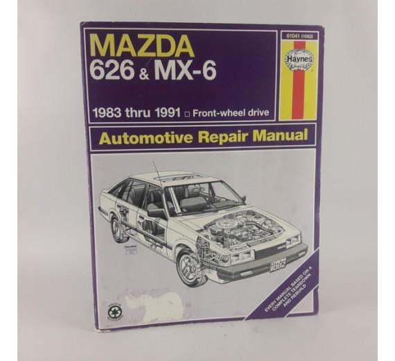 Mazda 626 & Mx-6 , 1983 - 1991 front repair drive