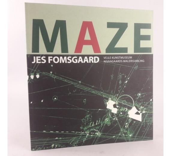 Maze' af Jes Fomsgaard.