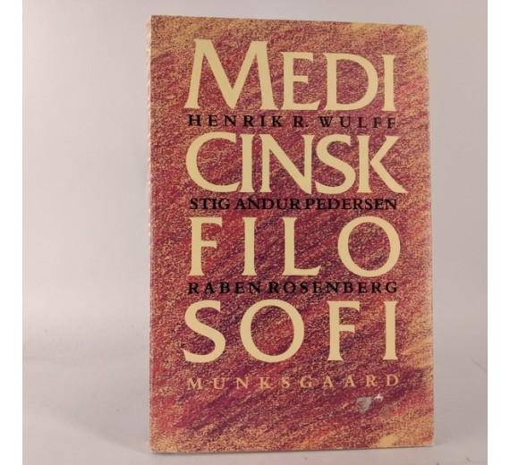Medicinsk filosofi af Henrik R. Wulff m.fl.