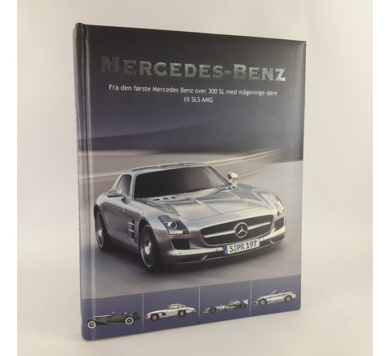 Mercedes-Benz af Trevor Legate