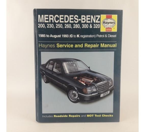 Mercedes-Benz 200, 230, 250, 260, 280, 300 & 320