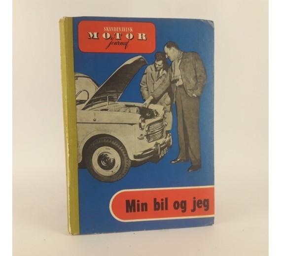 Min bil og jeg af Mogens H. Damkier