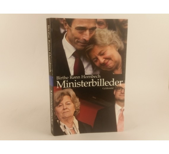 Ministerbilleder af Birthe Rønn Hornbech