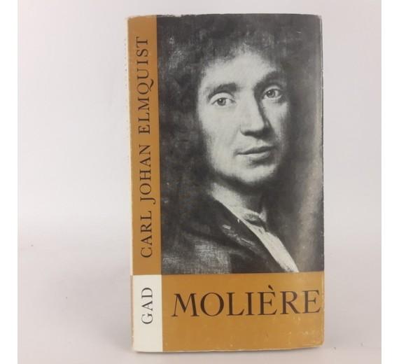 Molière af Carl Johan Elmquest