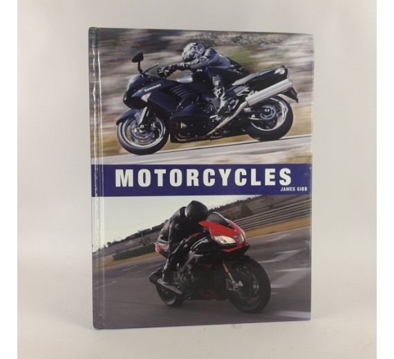 Motorcycles af James Gibb