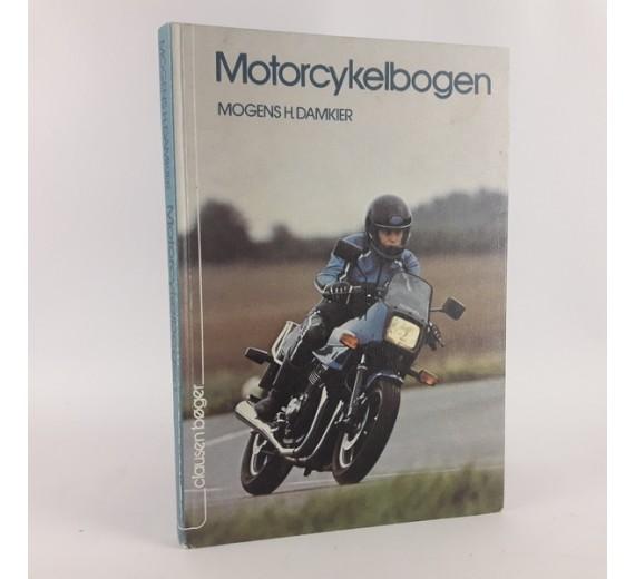 Motorcykelbogen af Mogens h. Damkier.