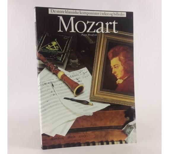 Mozart af Peggy Woodford.